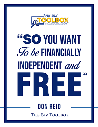 So You Want To Be Financialy Independent and Free