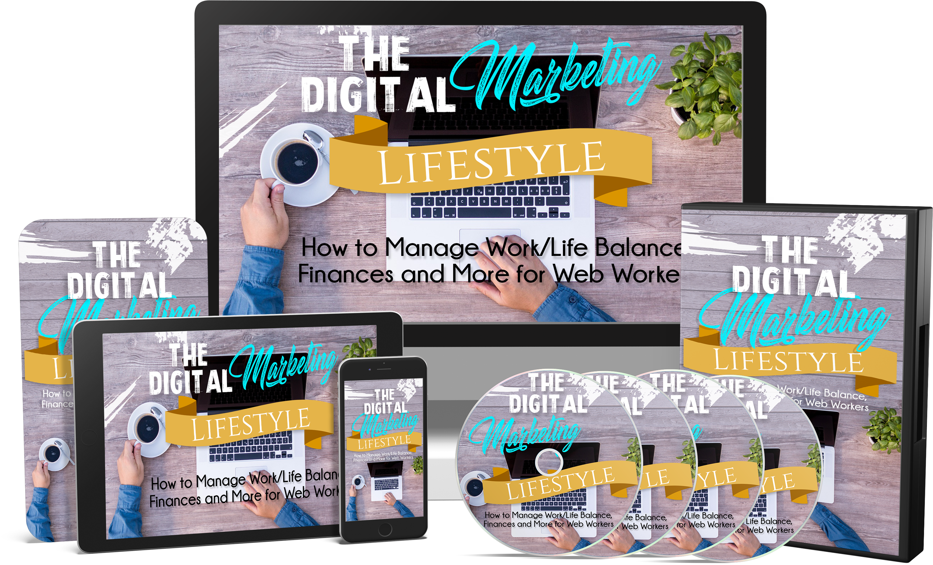 The Digital Marketing Lifestyle Video Course