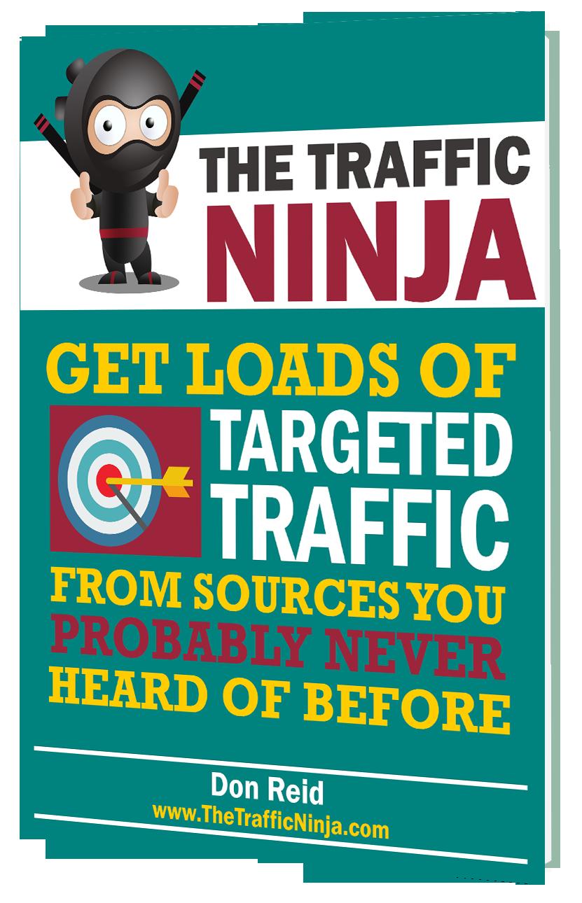 The traffic Ninja